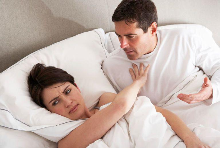 Жене безразличен секс