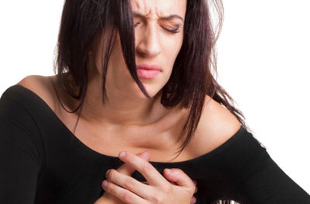 Что вызывает боль в груди от обиды?