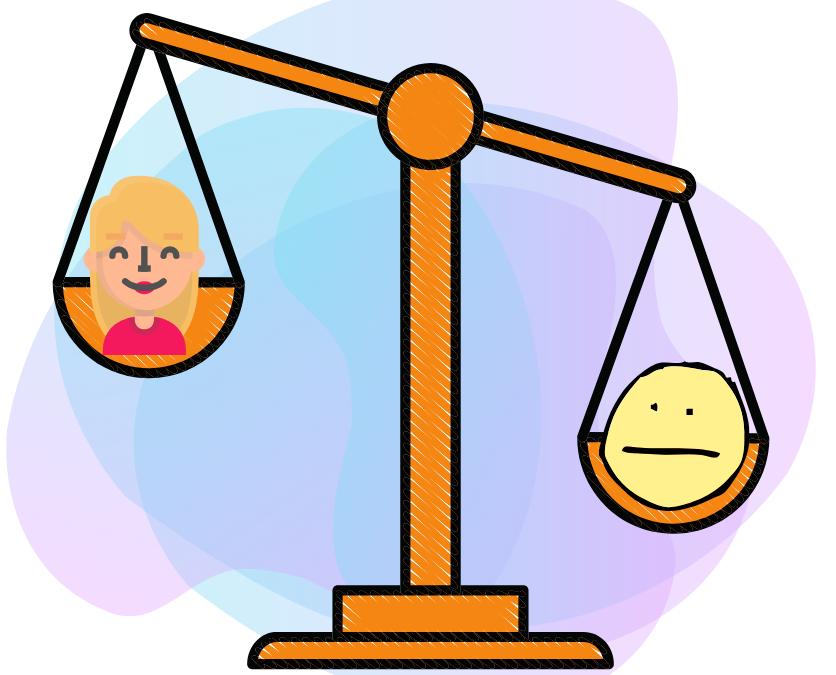 Корень обиды №4 – Эмоциональный дисбаланс